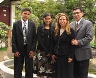Henry Vasquez & Family