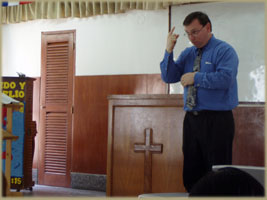 Pastor Kotvas Interpreting
