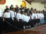 Childrens Choir anniversary sing